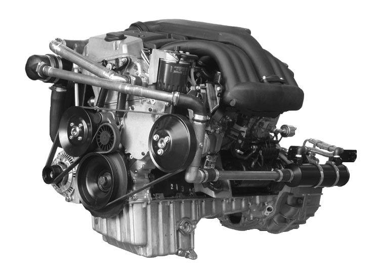 Mercedes benz om602 suotepower m xico for Mercedes benz marine engines