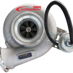 turbo HX55 ISX México